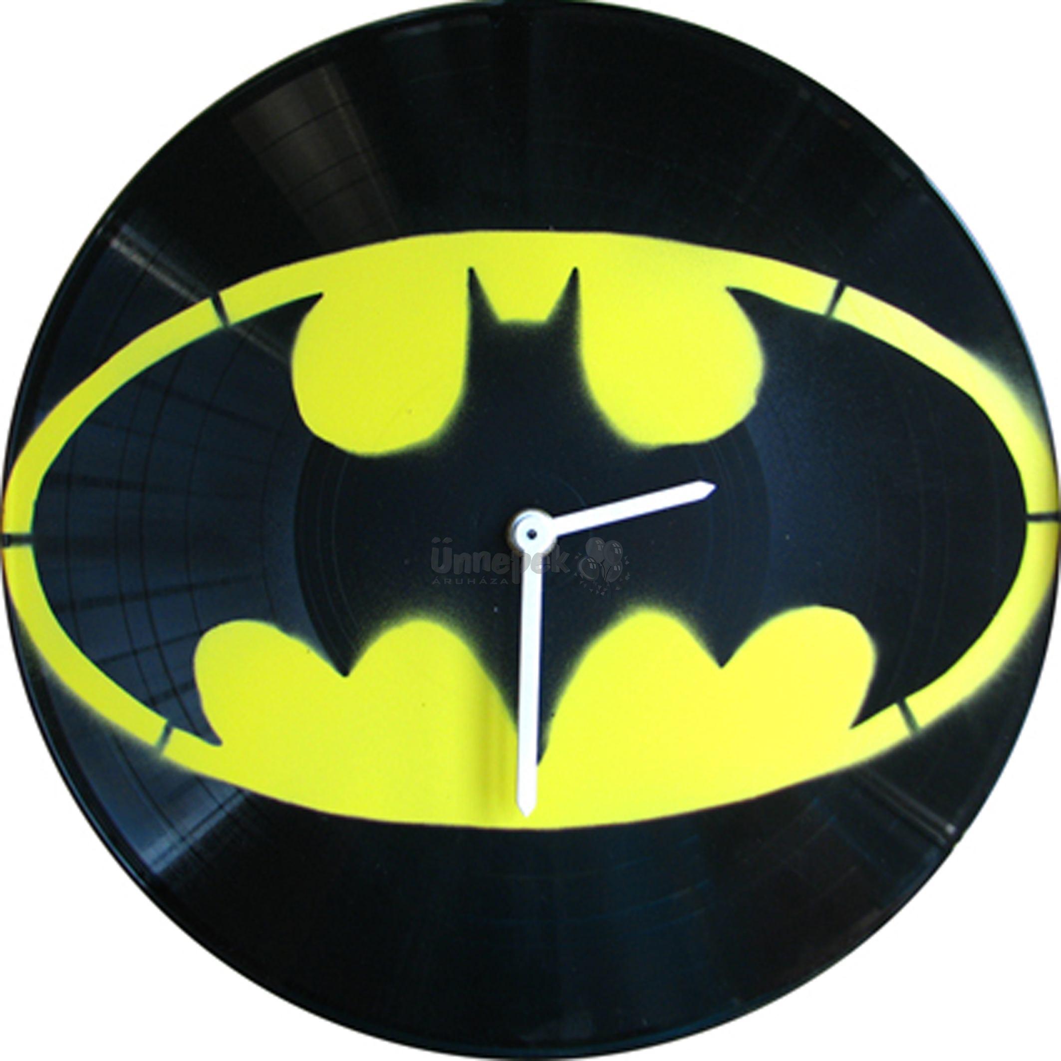 Bakelit Lemez Falióra - Batman  9022d05568