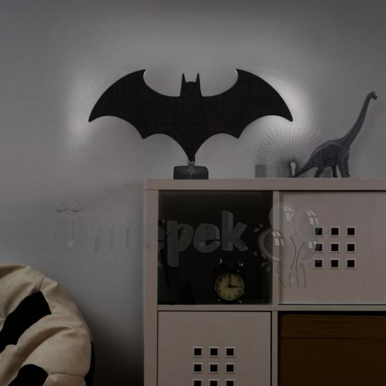 Batman éjjeli lámpa LED fénnyel  b21895ef6b
