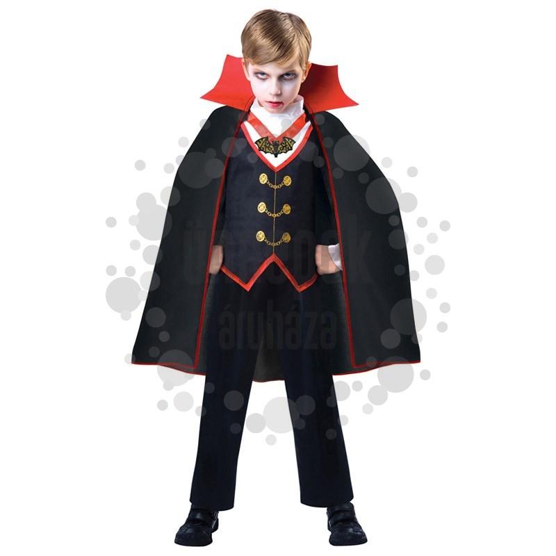 Drakula Jelmez Gyerekeknek, 8-10 Éveseknek
