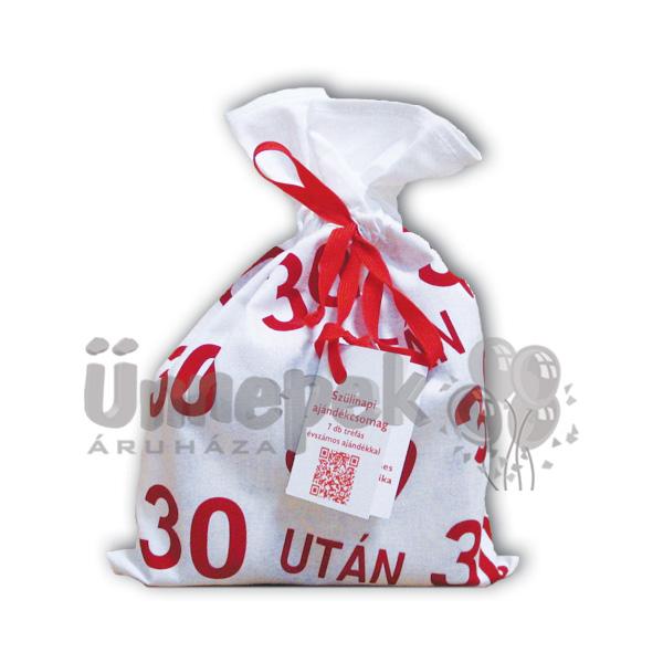 30 szülinapi ajándék nőnek Szülinapi Ajándékcsomag 30 39 Éveseknek | Party Kellékek Webshop 30 szülinapi ajándék nőnek