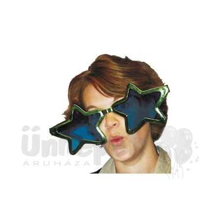 Óriás Csillag Alakú Szemüveg