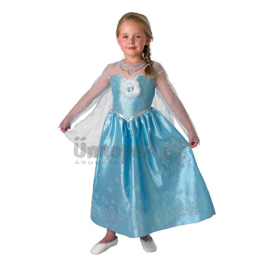 Frozen Elsa Jelmez, M-es