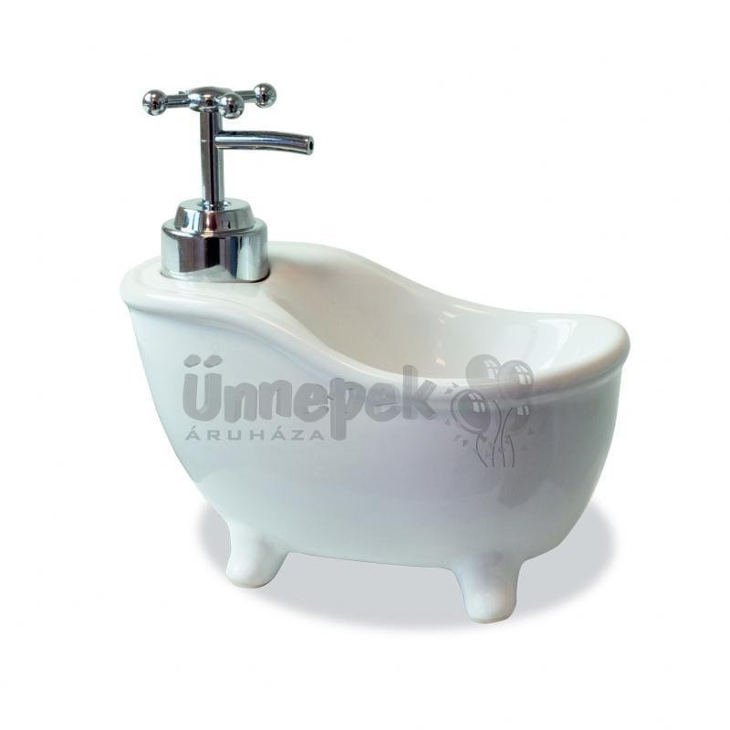 Fürdőkád Szappanadagoló