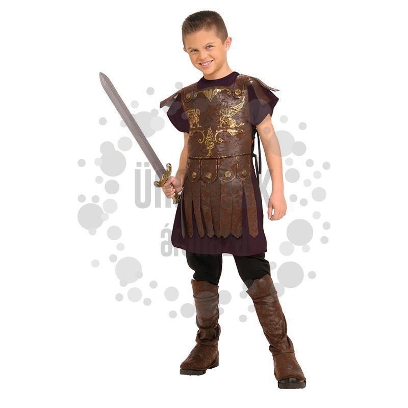 Gladiátor Jelmez Gyerekeknek, M-es