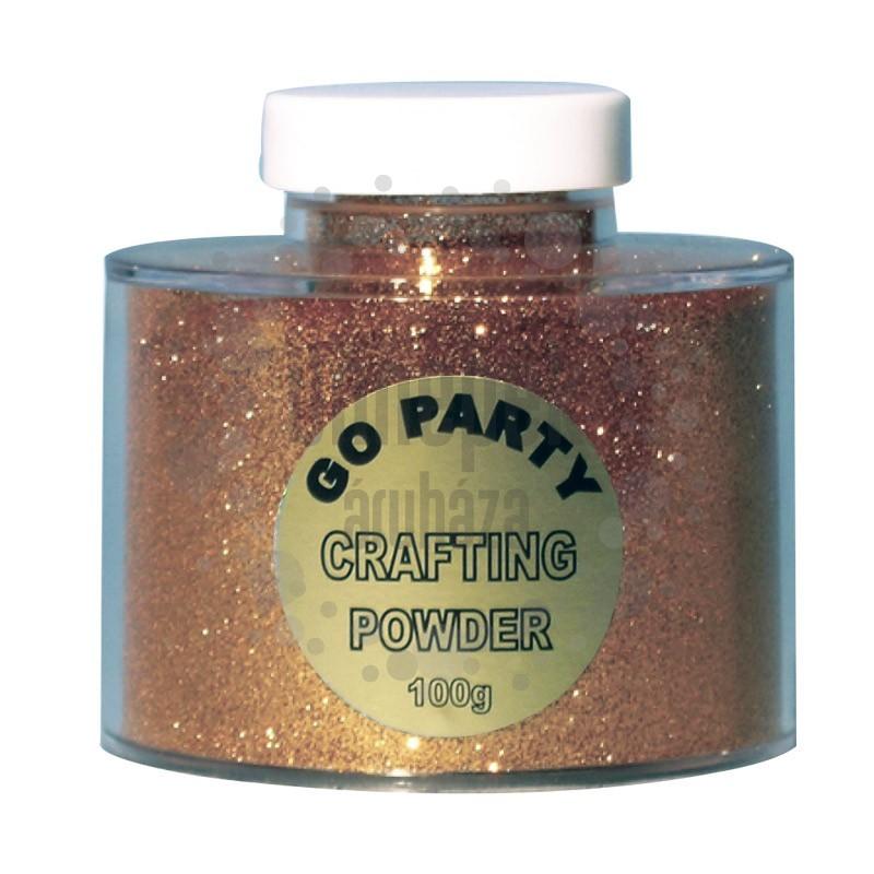 Gold - Arany Csillámpor, 100 gramm