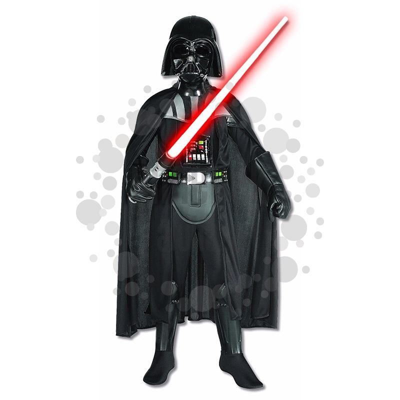 Star Wars - Darth Vader Farsangi Jelmez Gyerekeknek, M-es