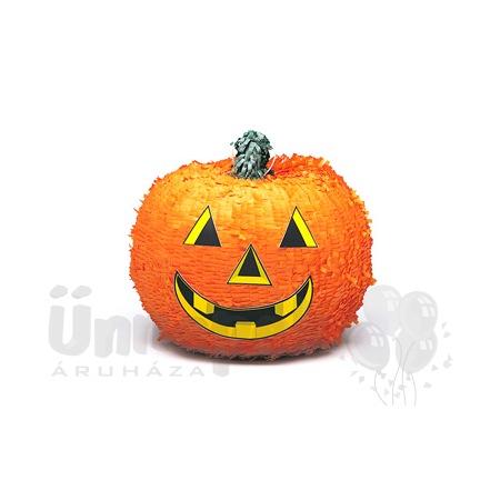 Tök Alakú Parti Pinata Játék Halloweenre