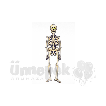Csontváz Dekoráció Halloweenre