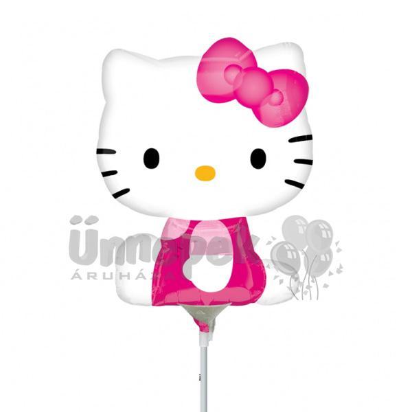 Hello Kitty Mini Shape Fólia Lufi Pálcán