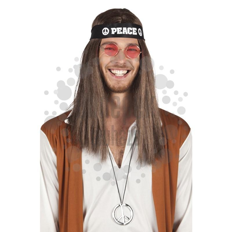 Hippi Parti Jelmezkiegészítő Szett - 3 db-os