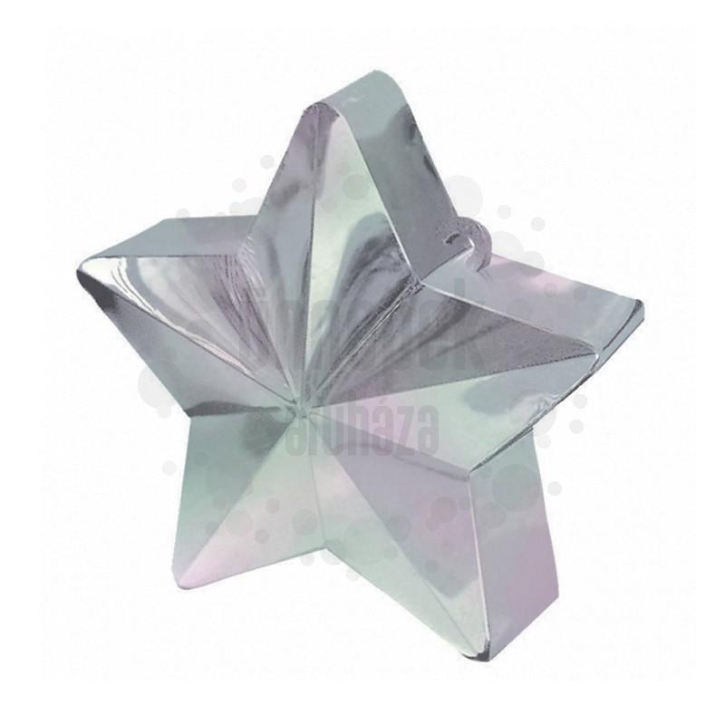 Irizáló Csillag Léggömbsúly - 150 gramm