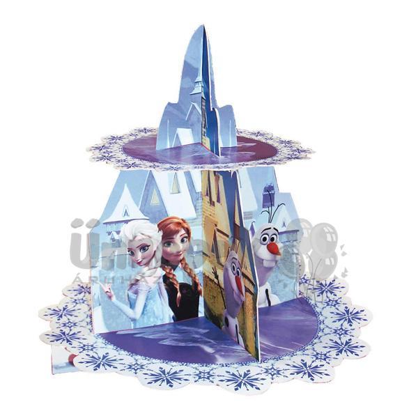 Frozen - Jégvarázs Süti Állvány