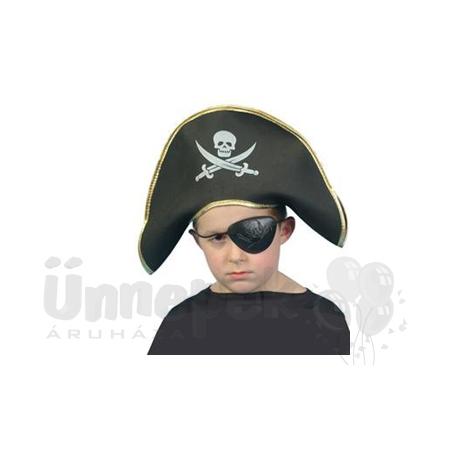 Kalóz Kapitány Kalap Gyerekeknek