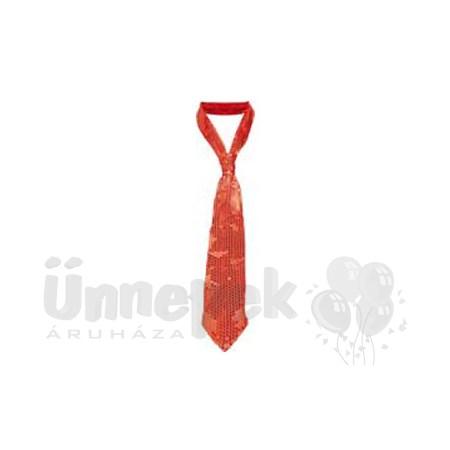Parti Nyakkendő - Piros Flitteres  4eb074b43d