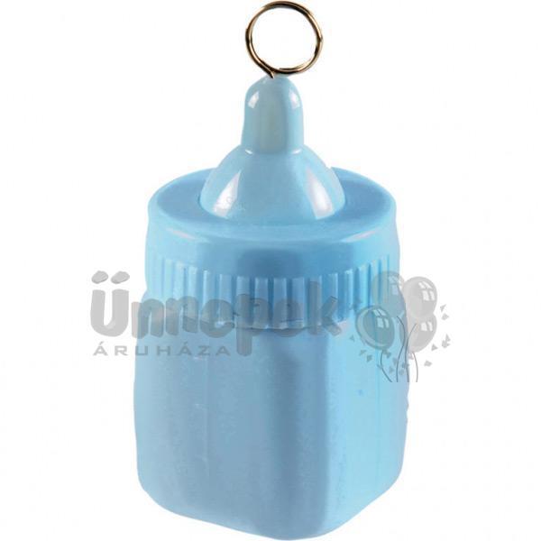 Kék Cumisüveg Léggömbsúly - 170 gramm