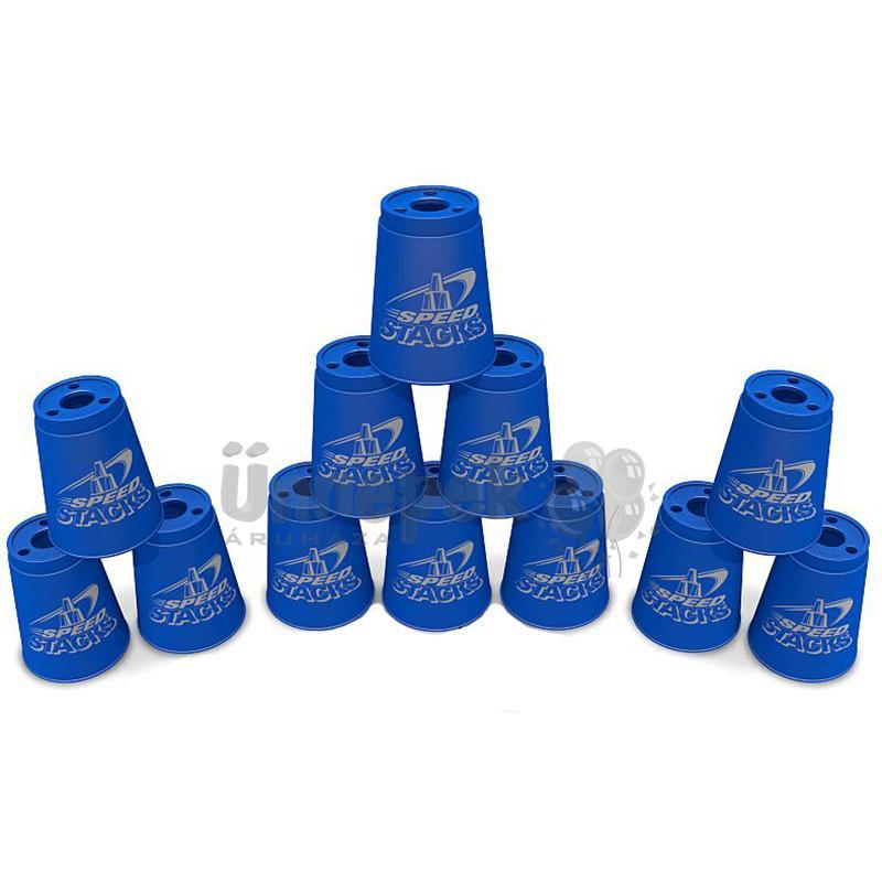 Kék Sportpoharak, 2. Széria - 12 db-os