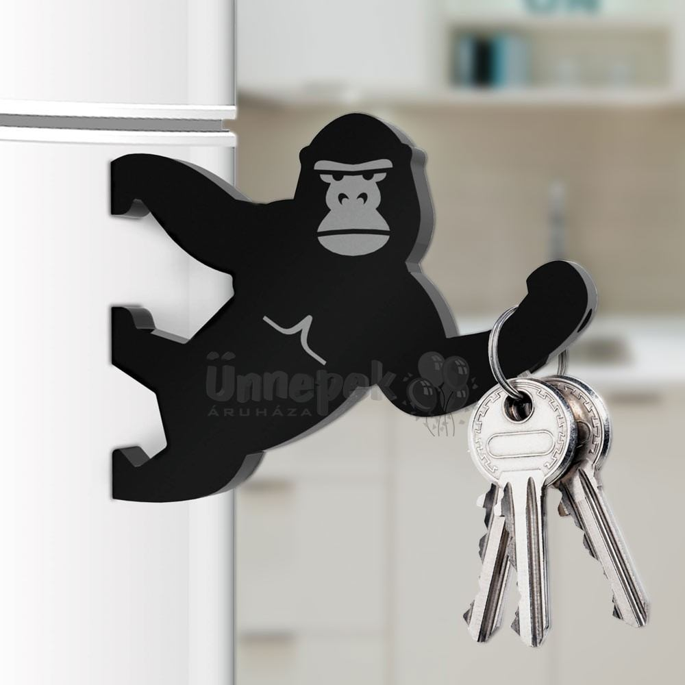 King Kong - Sörnyitó és Hűtőmágnes
