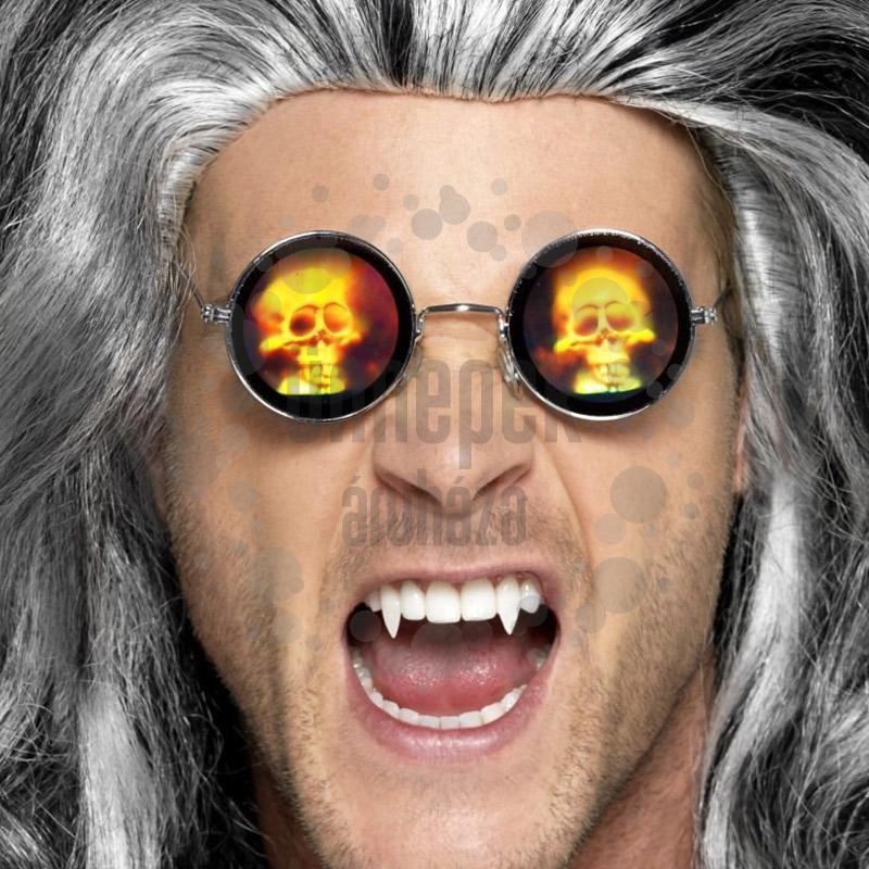 Koponyás Holografikus Szemüveg