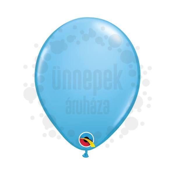 5 inch-es Pale Blue (Standard) Kerek Lufi (100 db/csomag)