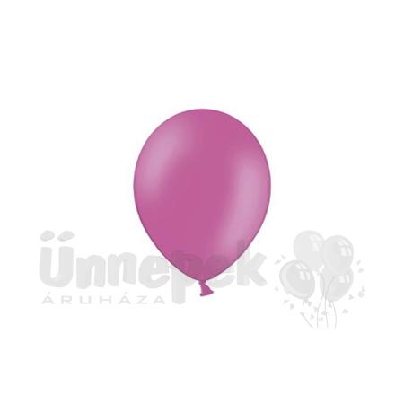 11 inch-es Pastel Rose - Rózsa Kerek Lufi (100 db/csomag)