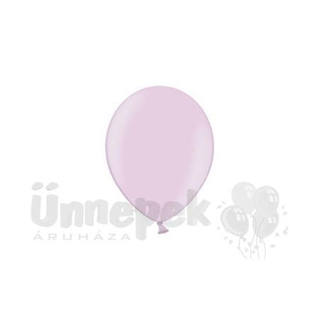 5 inch-es Metallic Pink - Metál Rózsaszín Kerek Lufi (100 db/csomag)
