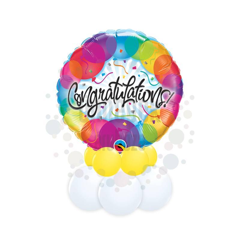 Lufis Gratula - Ballagási asztaldísz