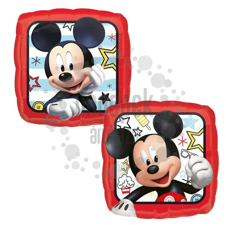 18 inch-es Mickey Mouse Roadster Racers Fólia Lufi