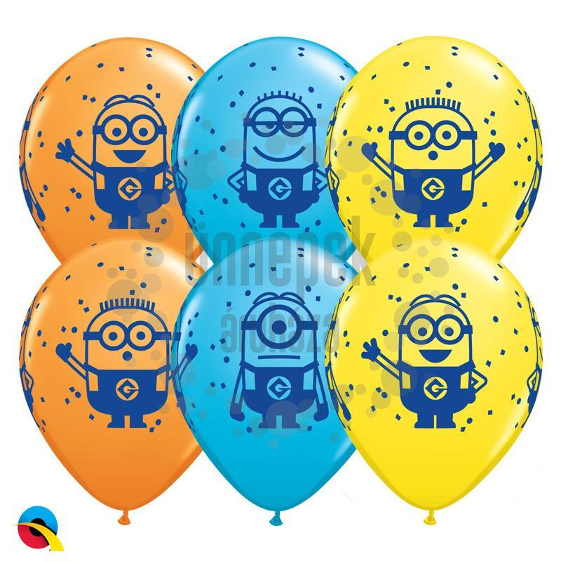 11 inch-es Minion Gru Special Assortment Lufi (6 db/csomag)