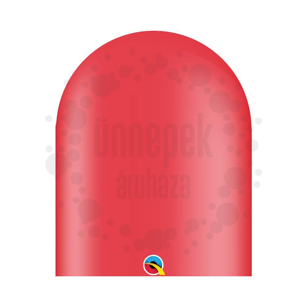 646Q Red (Standard) Party Modellező Lufi (10 db/csomag)
