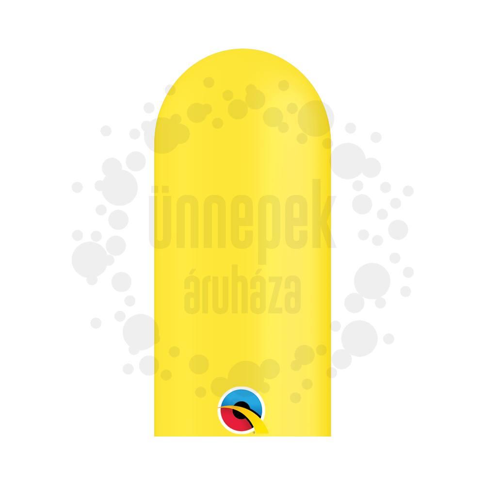 350Q Yellow (Standard) Party Modellező Lufi (100 db/csomag)