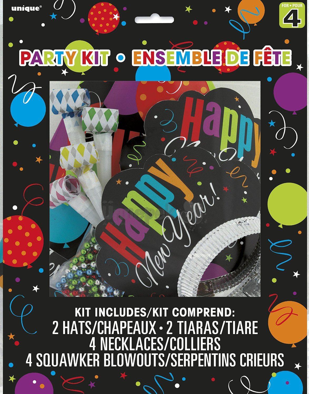 New Year Cheer Szilveszteri Parti Szett
