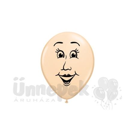 16 inch-es Womans Face Blush Lufi (10 db/csomag)