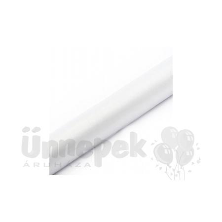 Fehér Organza Tekercs (36 cm x 9 m)
