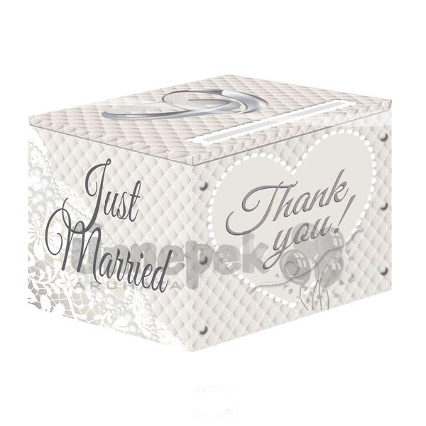 Óriási Esküvői Ajándékdoboz