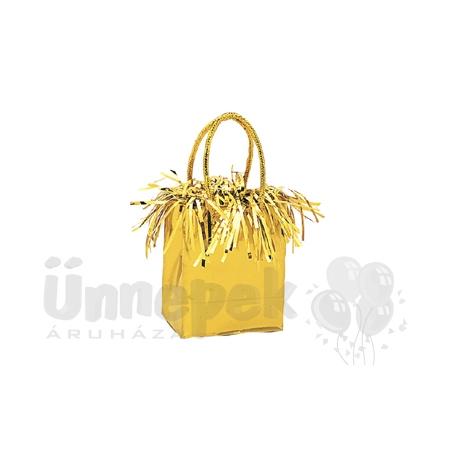Arany Mini Ajándéktasak Léggömbsúly - 160 gramm
