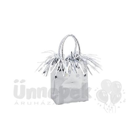 Ezüst Mini Ajándéktasak Léggömbsúly - 160 gramm