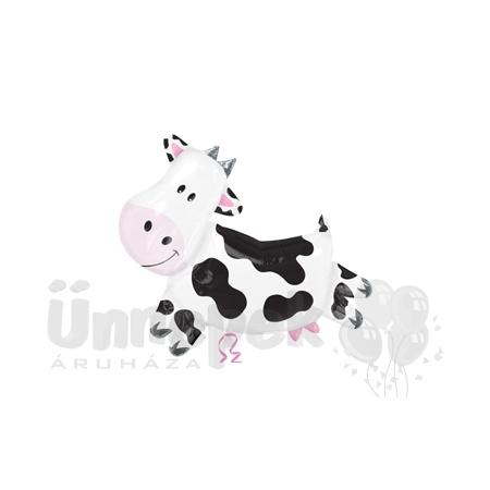 Boci - Cow Super Shape Héliumos Fólia Lufi