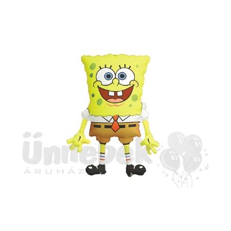 Spongyabob Kockanadrág - SpongeBob SquarePants - Super Shape Héliumos Fólia Lufi