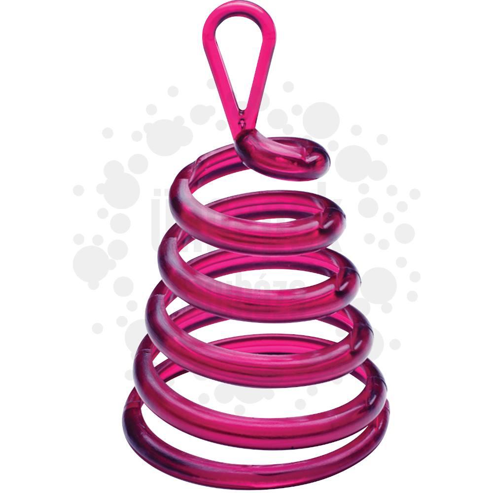 Rózsaszín (Hot Pink) Spirális Sétáló Léggömbsúly - 30 gramm