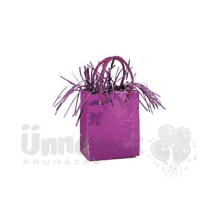 Pink Prismatic Mini Ajándéktasak Léggömbsúly - 160 gramm