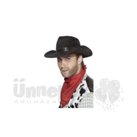 Fekete Cowboy Kalap  be7b39b857