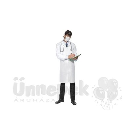 Doktor Farsangi Jelmez Kiegészítő Szett