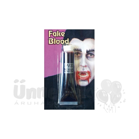 Vér tubusban