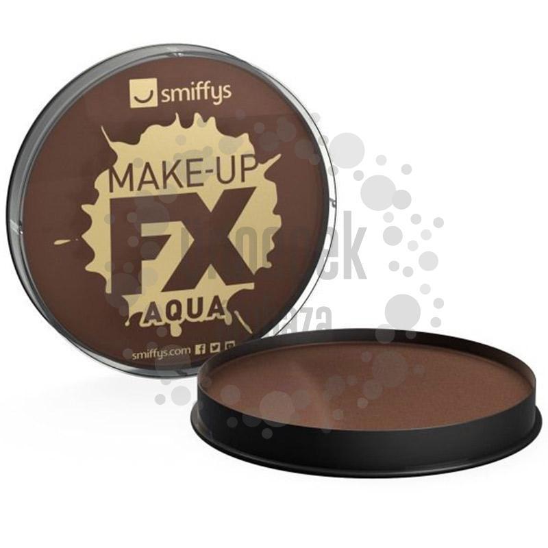 Sötétbarna Make-Up Fix Parti Arcfesték