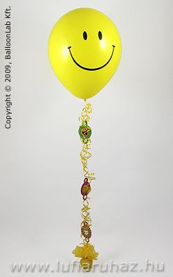 Smile Centerpiece Ajándék és Léggömb-dekoráció