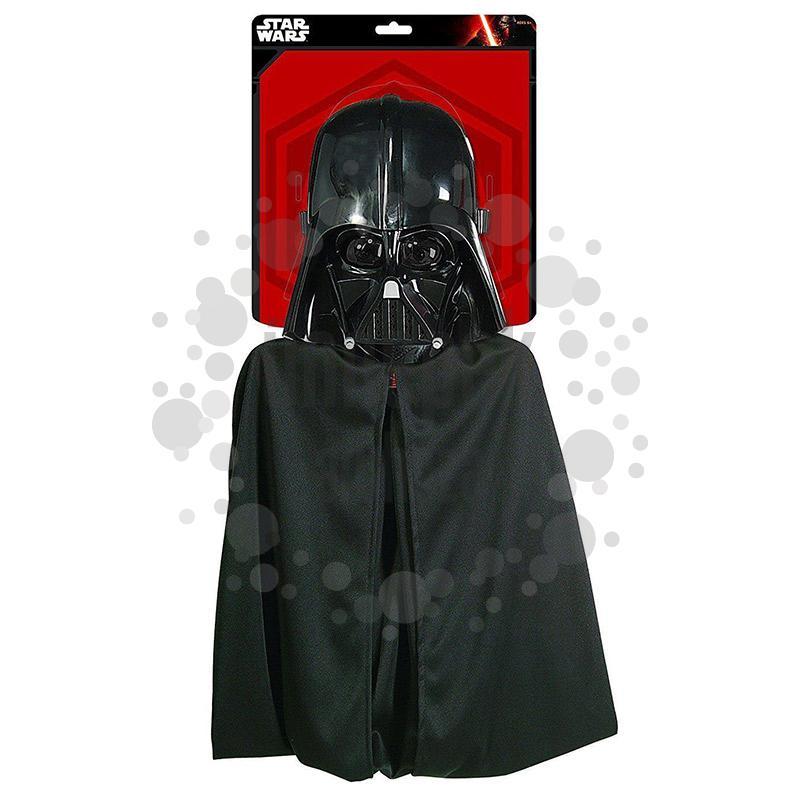 Star Wars - Darth Vader Farsangi Jelmez Szett Gyerekeknek