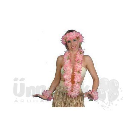 Pink Hawaii Szett