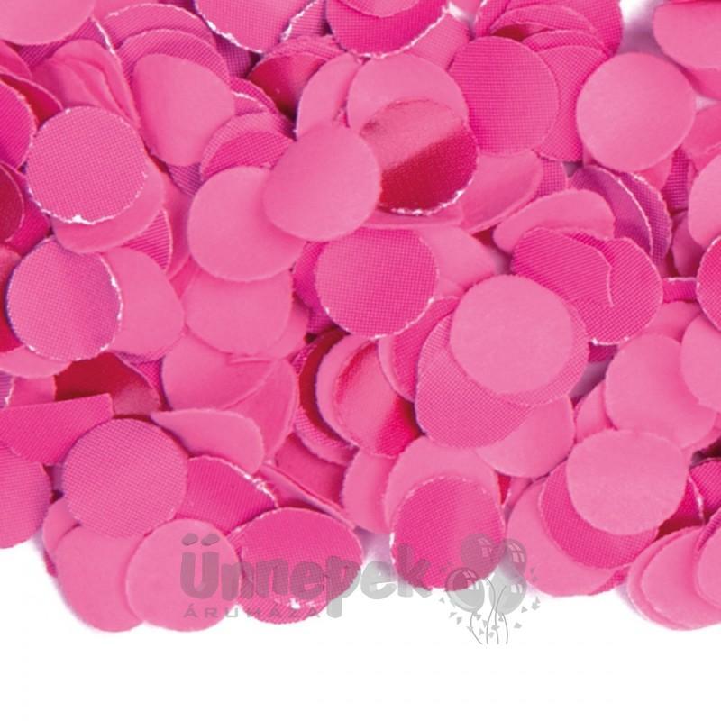 Pink Papír Konfetti - 100g