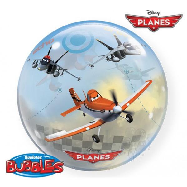 22 inch-es Disney Bubbles Planes - Repcsik Héliumos Lufi