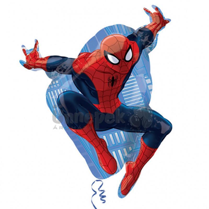Pókember - Spider-Man Ultimate Super Shape Fólia Lufi